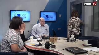 """Дискуссия об эффективности и механизмах действия вакцинации в программе """"Круглый стол"""" #MIXTV"""