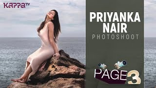 Page 3 - Priyanka Nair Photo shoot - Alwin Sebastian - KappaTV