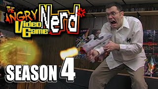 Angry Video Game Nerd - Season 4 (AVGN Full Season Four)