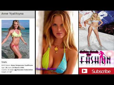 Anne Vyalitsyna Best model Beauty & Sexiest album