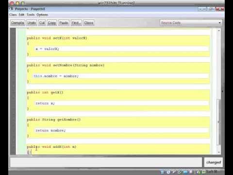 3. Uso de la Librería GRPH con BLUEJ y Netbeans para la ...