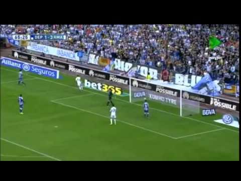Deportivo Vs Real Madrid 2-8 All Goals ATV Armenia