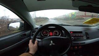 2011 Mitsubishi Lancer Pov Test Drive
