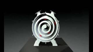 Alfa Laval Spiral Heat Exchanger for Liquid-Liquid Heating-Cooling