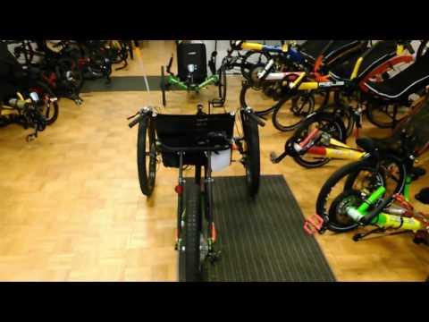 Burley Django tuneup, and Terra Trike test ride