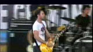 Maroon 5 -  Rocking In The Free World