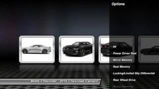 2016 Chevrolet Camaro Blue Springs MO C13870