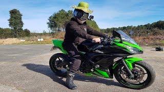 Kawasaki NINJA 650, la moto parfaite pour débuter ?