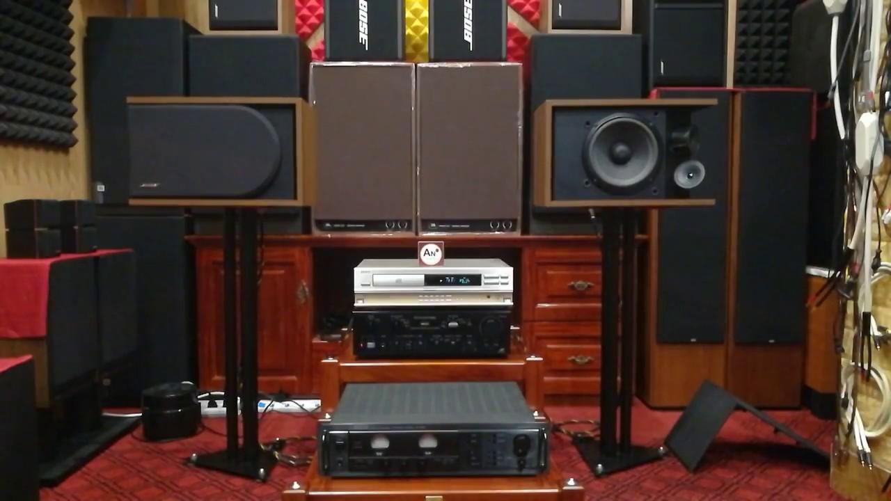 Test cặp loa Bose 4.2 seri ii( Mexico) AN AN audio- http://loa1.vn 0983619983