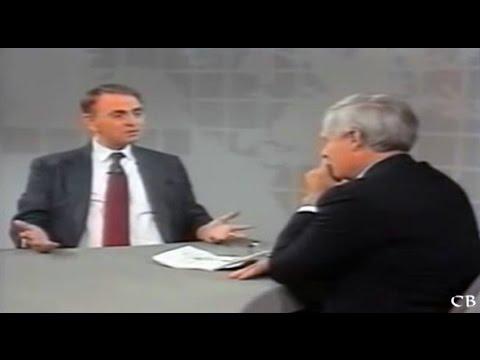 Carl Sagan & Ted Turner........ Dialogo en Español