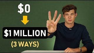 3 Ways To Become A Millionaire