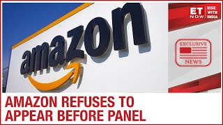 Amazon skips Parliamentary Panel summons, earns the wrath of members