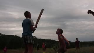 Что было в начале? Бейсбол или Лапта?