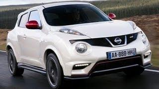 Обзор Nissan Juke 2013