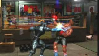 Killer Instinct arcade Fulgore 1/2