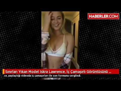Sınırları Yıkan Model Iskra Lawrence,...
