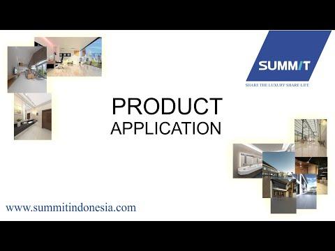 Product Lication Of Summit Granite Tile