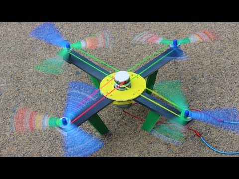 How To Make a Drone - make your own creation