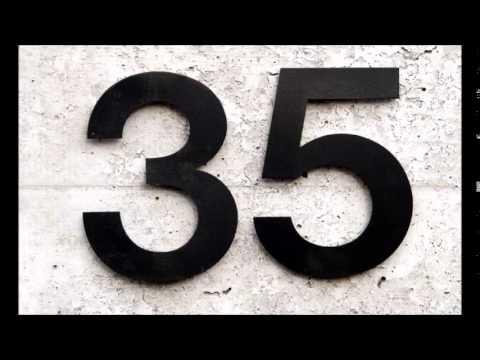 Number 35 | Etsy