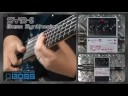 Boss SYB5 Bass Synthesizer Guitar Pedal : video thumbnail 1