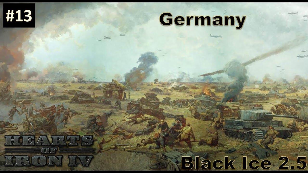 Hearts Of Iron 4 Black Ice Deutsch