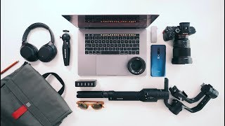 What's in my Tech Travel Pack - MINIMAL EDITION