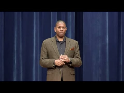 Why do you smile so much? | Dr Matthew Whitaker | TEDxPhoenixCollege
