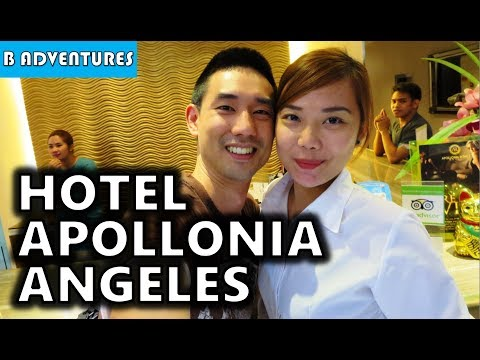 Apollonia Royale Hotel & Travel Tips, Angeles City Philippines S3, Vlog #14