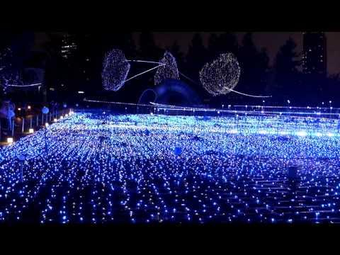 Tokyo city centre Illumination