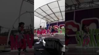 "Dance Move it ""Zara LeoLa""  juara II INBOX SCTV Dance kidz Competition"
