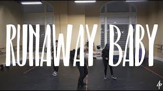 Bruno Mars - Runaway Baby | Andrew Phan Choreography