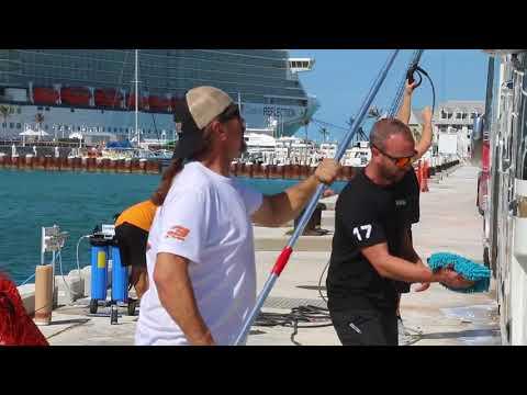 2017 Key West Super Boat International World Championship Boat Parade