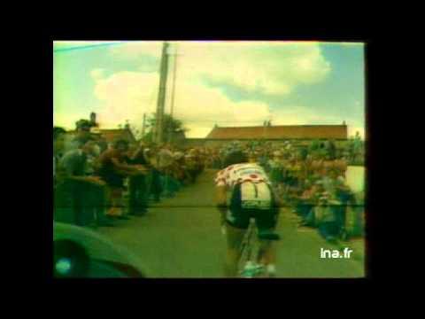 Tour de france 1977 Lucien Van Impe Dijon montée de Malain