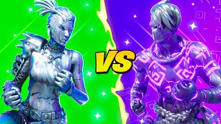 CHROMIUM vs RUNIC (NEW STYLES)