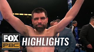 Alfredo Angulo KO's Evert Bravo | HIGHLIGHTS | PBC ON FOX