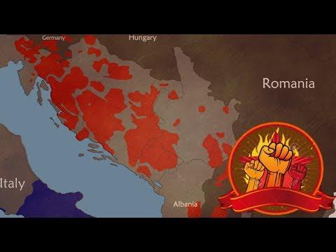 Yugoslav Partisans during World War II