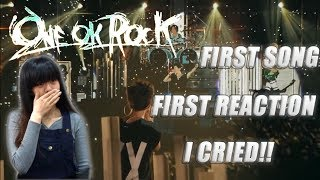 Video One OK Rock Wherever you are LIVE Made Me Cry(with Eng Sub.)-Suzie First Reaction download MP3, 3GP, MP4, WEBM, AVI, FLV Maret 2018