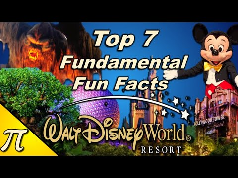 Top 7 Fundamental Fun Facts For The Walt Disney World Resort Pi