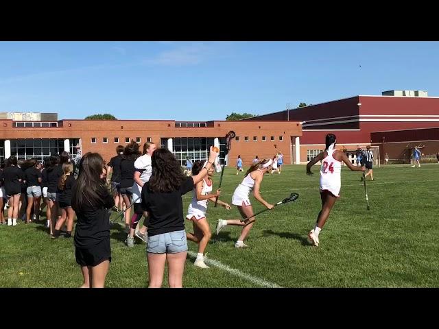 Lenape knocks off Shawnee to reach sectional final