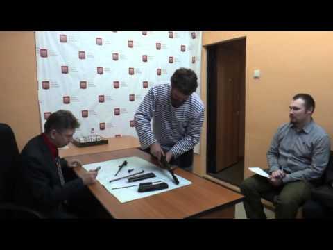 Нижегородские однопартийцы сдали зачет по разборке и сборке автомата Калашникова