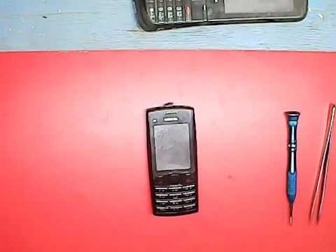 NOKIA X2 02 NO LCD LIGHT WITH KEYPAD LIGHT SOLUTION