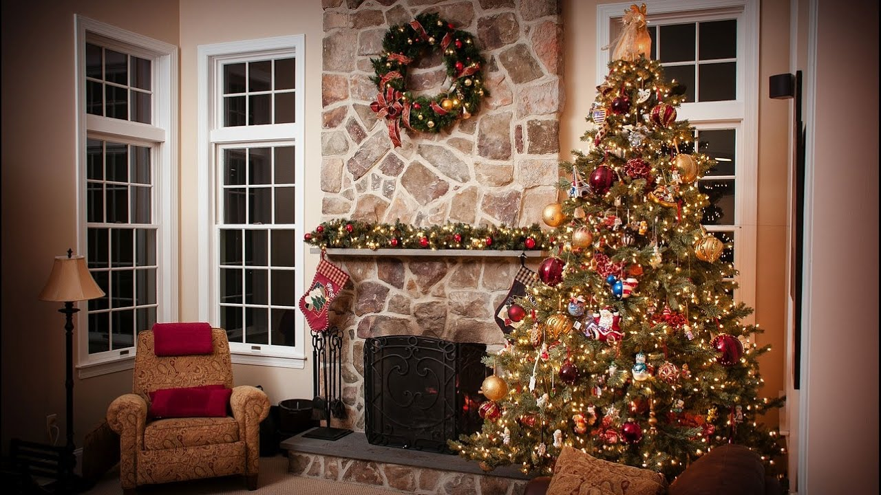 Christmas Tree Decorating 2016 How To Decorate A