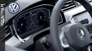 2020 Volkswagen Passat Variant R-Line Interior
