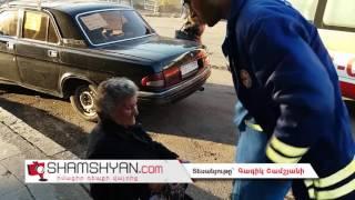 Արտակարգ դեպք Երևանում․ կենտրոնական ավտոկայանի գետնանցումը մարդկանց համար դարձել է պատուհաս