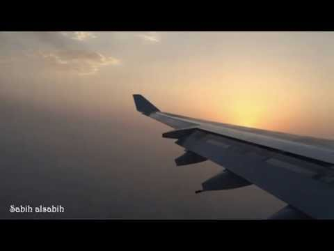 Kuwait Airways landing at kuwait International Airport