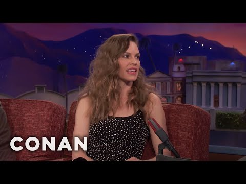 Hilary Swank Gets Mistaken For Jennifer Garner