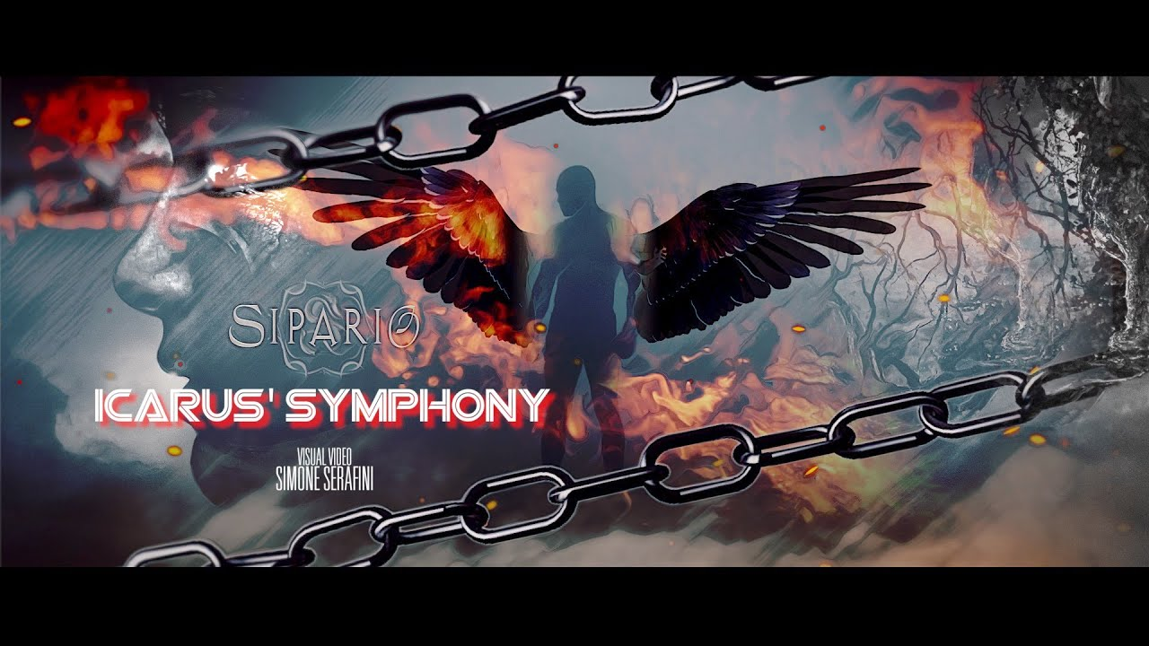 Icarus' Symphony Visual Video: out now!!