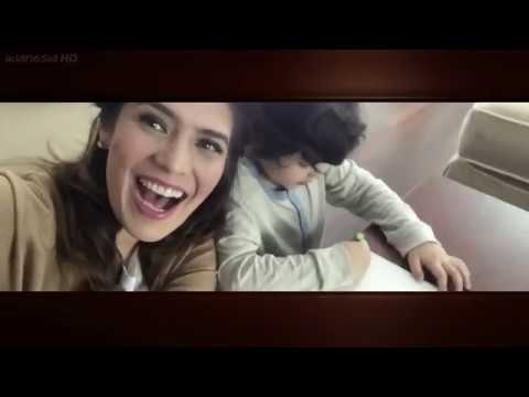 Iklan Lotte Choco Pie - Carissa Puteri dan Quenzino 60s (2017)
