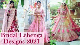 67 Bridal Lehenga Designs 2021 - New Bridal Lehenga Choli Designs 2021 - Up to 80% Discount screenshot 1