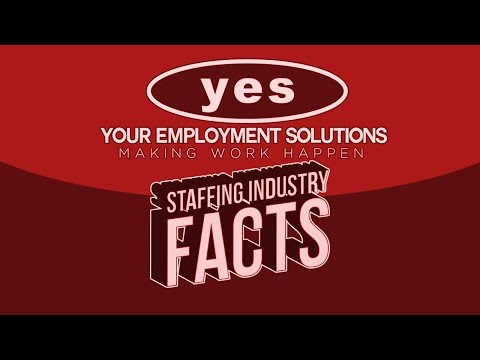 Staffing Industry Facts | Employment Gateway